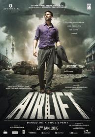 Airlift 2016 Hindi 720p DVDRiP 999MB ShAaNiG