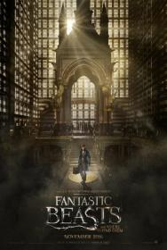 Fantastic Beasts and Where to Find Them 2016 720p HC HDRip Hindi(Cam)+English Dual Audio 1.2GB - KatmovieHD