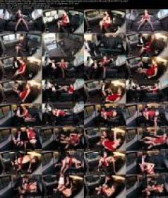 [FuckedInTraffic] Tina Kay - Sexy British babe Tina Kay gives footjob and gets cum covered in the cab (18-02-2017) rq