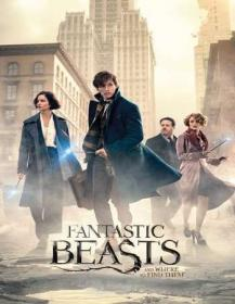 Fantastic Beasts and Where to Find Them (2016) 720p BluRay x264 [Dual-Audio][Hindi 5 1 - English 5 1] ESubs - Downloadhub