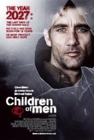 Children of Men 2006 720p BluRay x264 [Hindi 2 0] AAC ESubs - MRG