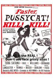 Faster, Pussycat! Kill! Kill! (1965) [1080p] [YTS AG]