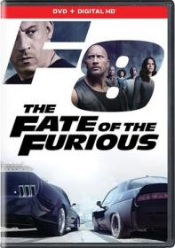 The Fate of the Furious - Fast and Furious 8 (2017) [DVD9 - Eng Ita Esp Ac3 5.1 - Multisubs]