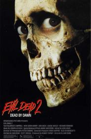 Evil Dead II 1987 UnRated 720p BRRip x264 Dual Audio [Hindi 2 0+English 2 0] ESub
