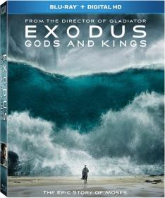 Exodus Gods and Kings (2014)[720p - BDRip - [Tamil + Telugu + Hindi + Eng]