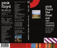 Pink Floyd - The Final Cut : High Resolution Remasters (Mp3 Songs) [PMEDIA]
