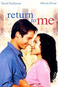 Return To Me (2000) [BluRay] [1080p] [YTS]