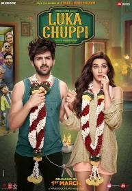 Luka Chuppi (2019) Hindi 720p Pre-DvDRip x264 AAC -JM Team
