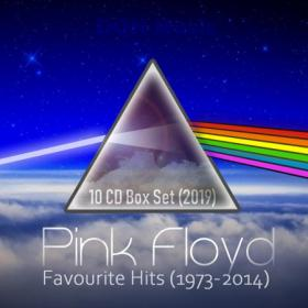 Pink Floyd - Favourite Hits [10CD] (1973-2014) (2019) FLAC от DON Music