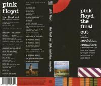 Pink Floyd - The Final Cut (2019 2CD Hi-Res Rem)ak320