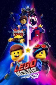 The Lego Movie 2 The Second Part 2019 720p HDRip 800MB x264-GalaxyRG[TGx]