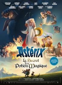 Asterix Le Secret de la Potion Magique 2018 FRENCH BDRip XviD-EXTREME