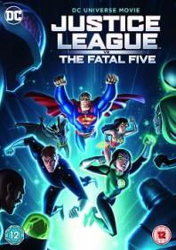 [  ] Justice League vs the Fatal Five 2019 FRENCH BDRip XviD-EXTREME