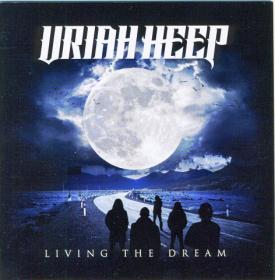 UriahHeep 2018 Living The Dream