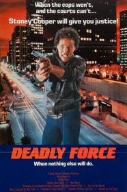Deadly Force (1983) [BluRay] (1080p)