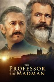 The Professor And The Madman (2019) [WEBRip] (1080p)