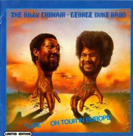 The Billy Cobham and George Dduke Band - ''Live'' On Tour In Europe (1976) MP3