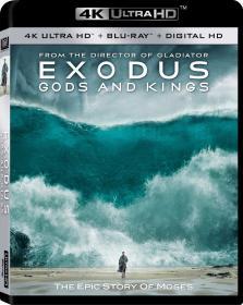 Exodus Gods and Kings (2014) 2160p HDR 10bit BluRay x265 HEVC [Org BD 5 1 Hindi + DD 5.1 English] ESubs ~