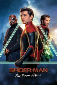 SpiderMan Far From Home 2019 720p NEW HDCAM-1XBET[TGx]