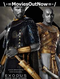 Exodus Gods And Kings (2014) 720p [Hindi Dubbed + English] (DD 5.1) BRRip x264 AAC by MoviesOutNow