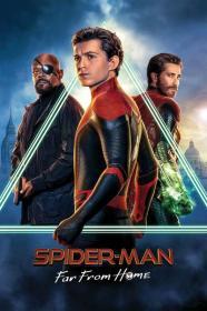 SpiderMan Far From Home 2019 720p HDCAM V2 NEW-SOURCE 900MB 1xbet x264-BONSAI[TGx]