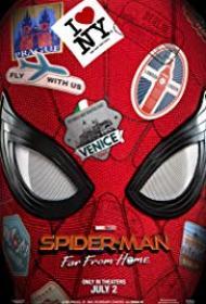SpiderMan Far From Home 2019 English HDTC V2 XVID1.6GB[MB]