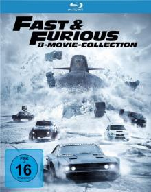 Fast & Furious Octalogy 2001 - 2017 BluRay 720p Telugu + Tamil + Hindi + Eng[MB]
