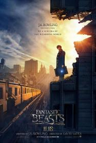 Fantastic Beasts and Where to Find Them (2016) [1080p x265 HEVC 10bit BluRay AAC 7.1] [Prof]