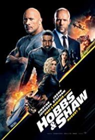 Fast And Furious Presents Hobbs And Shaw [2019] BRRip XviD-BLiTZKRiEG