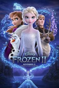 Frozen 2 2019 BDRip XviD AC3-EVO