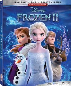Frozen 2 (2019) 720p BDRip  HQ Line Auds  Tamil+Telugu+Hindi+Eng(Org)[MB]