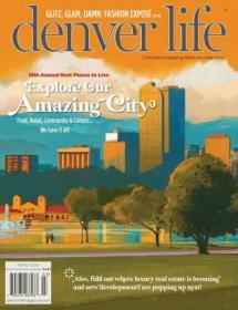 Denver Life Magazine - March 2020