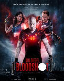 Bloodshot (2020) HDCAM NO-ADS (1080p x264 AC-3 DaViD)