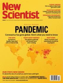 New Scientist Australian Edition - 07 March 2020