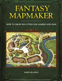 [ FreeCourseWeb com ] Fantasy Mapmaker- How to Draw RPG Cities for Gamers and Fans [AZW3]