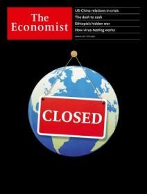 The Economist Latin America - 21 March 2020