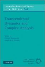 [ FreeCourseWeb com ] Transcendental Dynamics and Complex Analysis