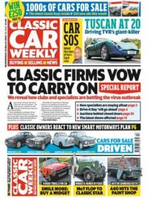 [ FreeCourseWeb com ] Classic Car Weekly - 25 March 2020