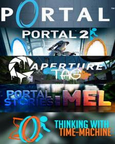 Portal 2 Stories Mel Thinking With Time Machine Final Hours REPACK-KaOs