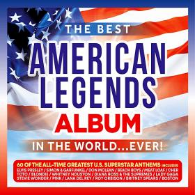 The Best American Legends Album In The World    Ever!