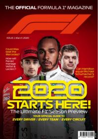[ FreeCourseWeb com ] F1 The Official Formula 1 Magazine - Issue 1 March 2020