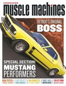 [ FreeCourseWeb com ] Hemmings Muscle Machines - May 2020