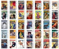 Old Pulp Magazines Collection 65