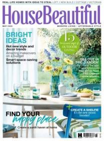 [ FreeCourseWeb com ] House Beautiful UK - May 2020