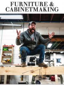 [ FreeCourseWeb com ] Furniture & Cabinetmaking - Issue 292, April 2020