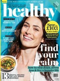 [ FreeCourseWeb com ] Healthy Magazine UK - May 2020