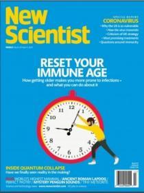 [ FreeCourseWeb com ] New Scientist Australian Edition - 28 March 2020