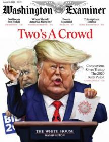 [ FreeCourseWeb com ] Washington Examiner - 31 March 2020