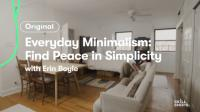 [ FreeCourseWeb com ] Everyday Minimalism- Find Calm & Creativity in Living Simply