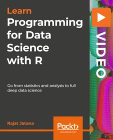 [ FreeCourseWeb com ] Packt - Programming for Data Science with R